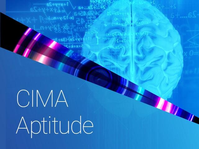 CIMA Aptitude