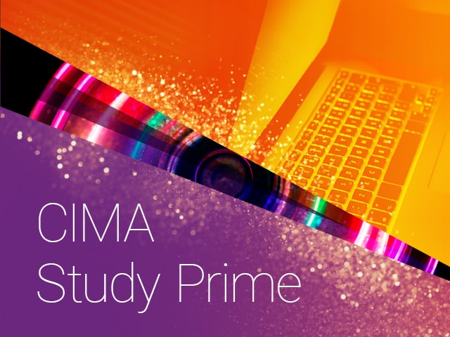 CIMA Study Prime
